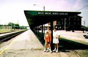 Rocky Mount, NC Train Station